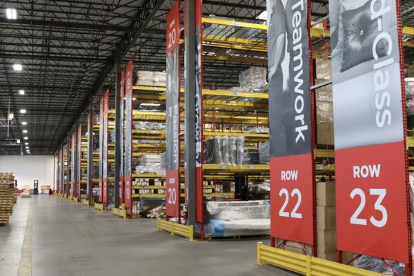 Warehouse Managment