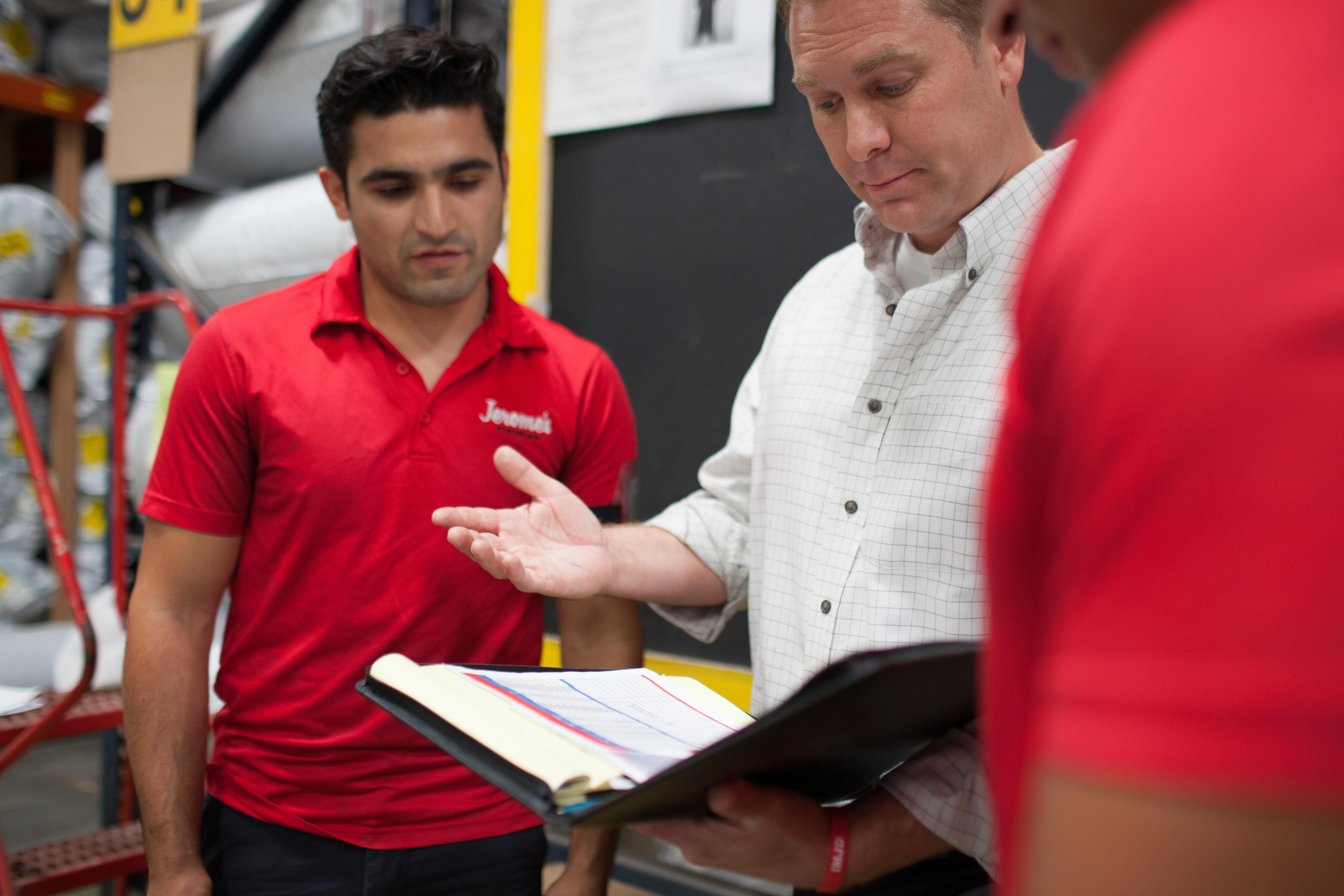 Advising and Training